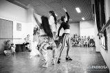 na zajęciach tanecznych