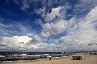 Pobierowo - plaża